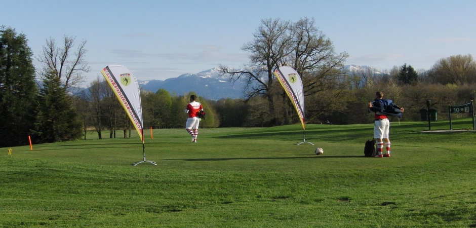 German Footgolf Tour Opening 2018